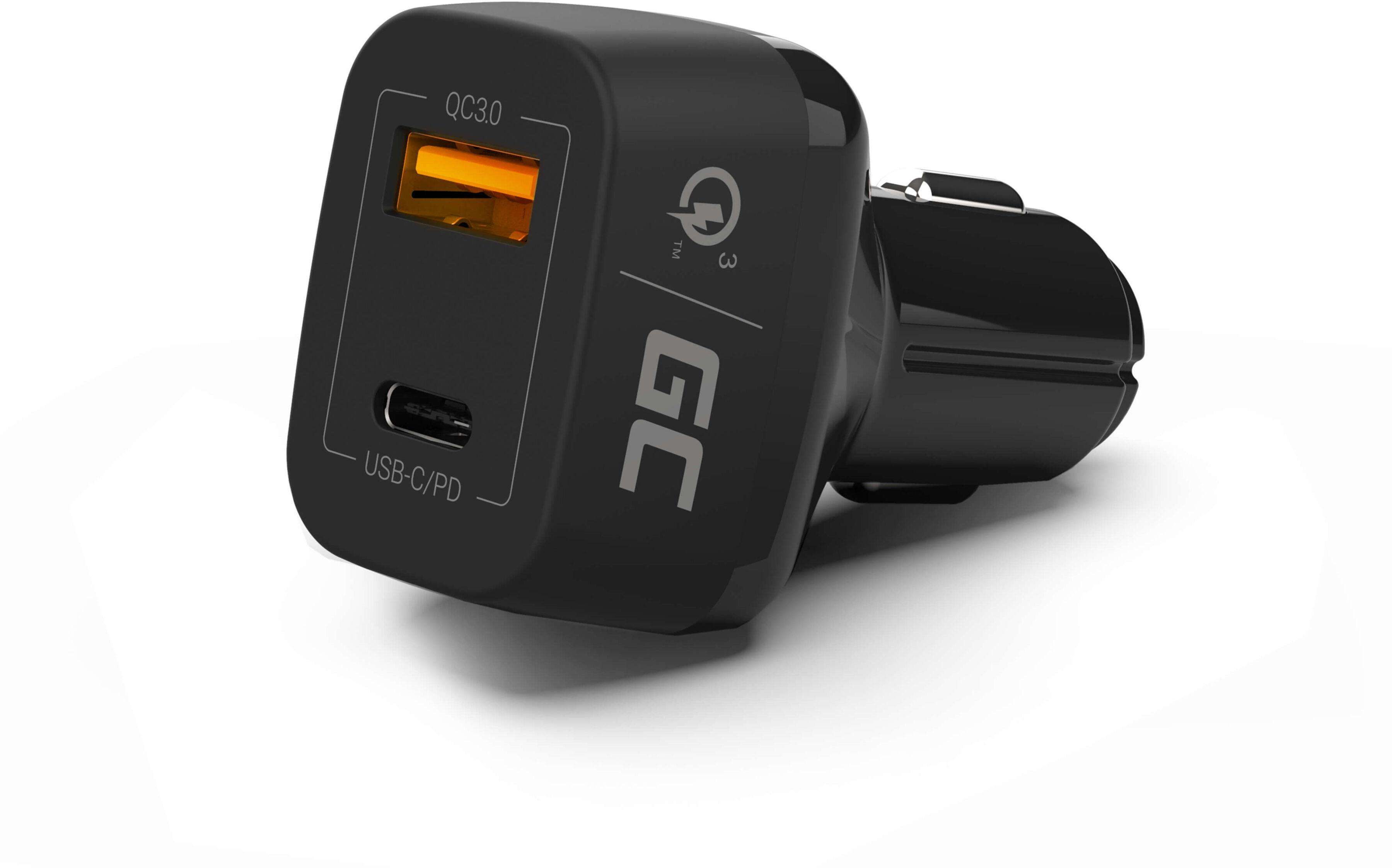 Green Cell Ładowarka Samochodowa USB-C Power Delivery PD 30W