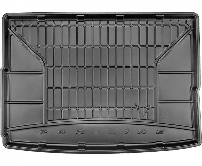 Mata bagażnika gumowa OPEL Astra V K Hatchback od 2015 wersja z kołem zapasowym (pełnowymiarowe)