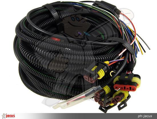 U39 Wiązka elektryczna przewody KME Nevo 4
