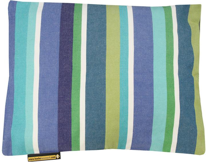 Poduszka hamakowa duża, niebiesko-biały HP