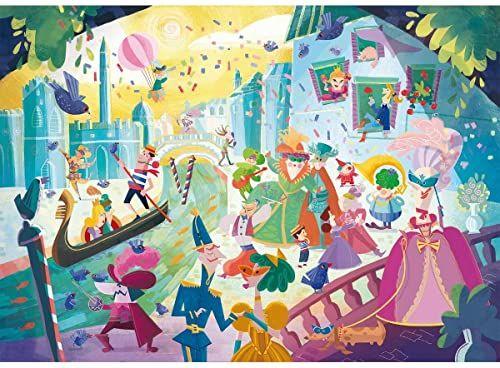 Grand tour puzzle Venise