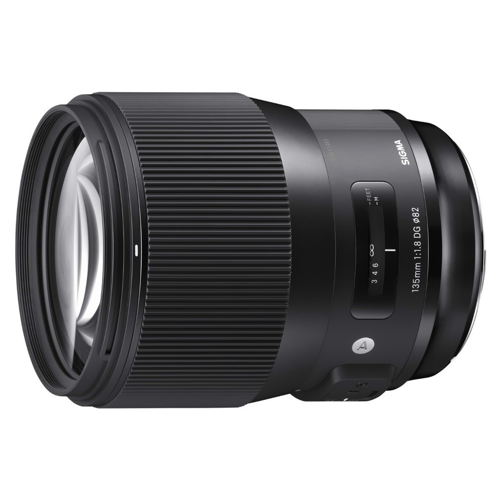 Obiektyw Sigma Art 135mm f/1.8 DG HSM Canon