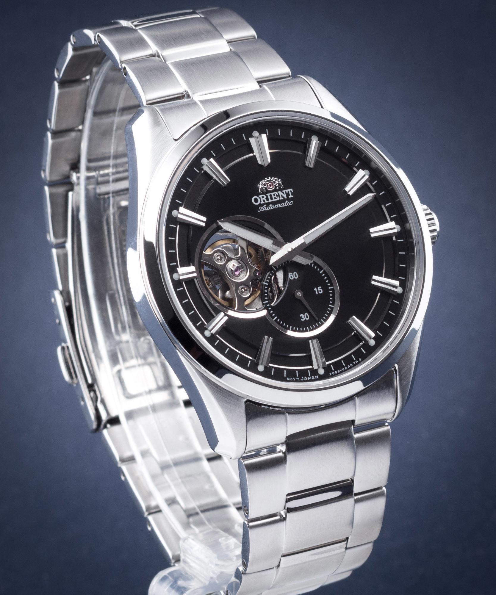 Zegarek Orient RA-AR0002B10B Contemporary Mechanical Automatic - CENA DO NEGOCJACJI - DOSTAWA DHL GRATIS, KUPUJ BEZ RYZYKA - 100 dni na zwrot, możliwość wygrawerowania dowolnego tekstu.