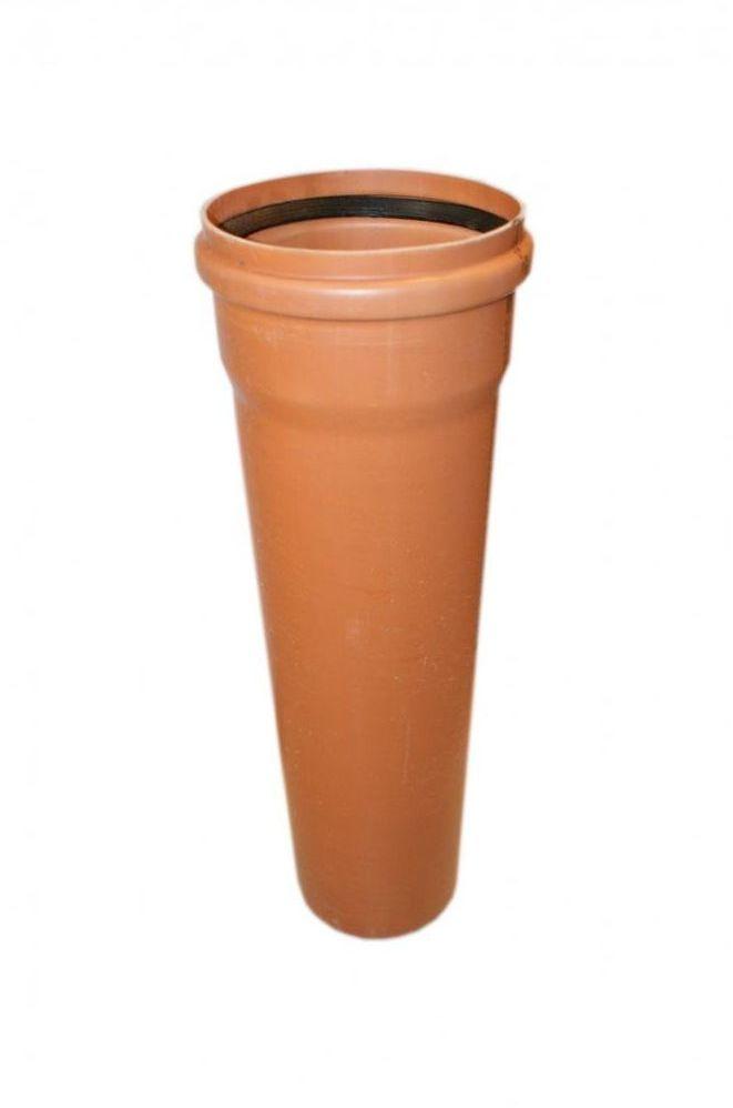Rura kanalizacyjna zewnętrzna SN2 160 mm/3 m DREWPLAST