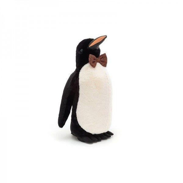 JellyCat - maskotka przytulanka Jazzy pingwin 31cm