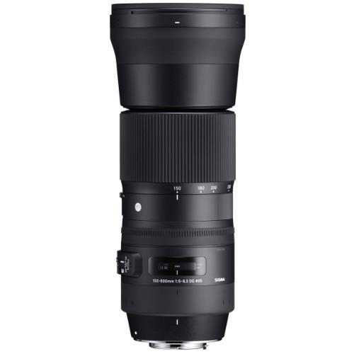 Sigma C 150-600mm F5-6,3 DG OS HSM - obiektyw do Nikon F Sigma C 150-600mm F5-6,3 DG OS HSM / Nikon