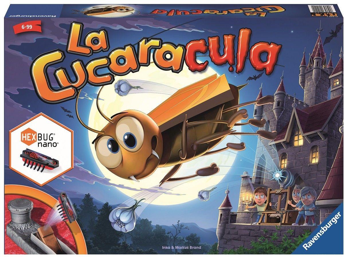 Ravensburger - Gra La Cucaracula 214402