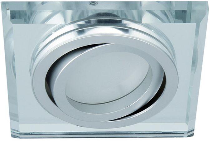 Oprawa punktowa MORTA CT-DTL50-SR szkło srebrne 26718