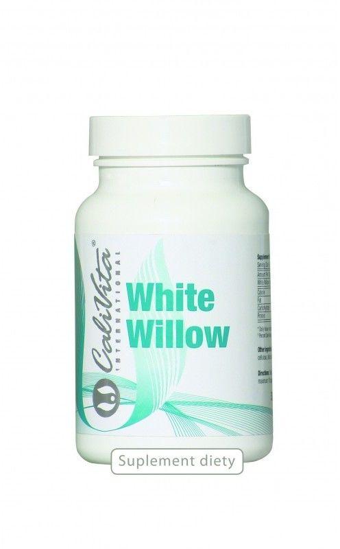 White Willow 100 kapsułek Calivita