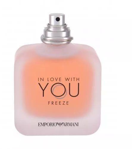 Emporio Armani In Love With You Freeze 100ml woda perfumowana [W] TESTER
