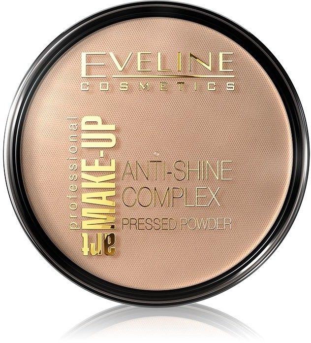 Eveline Art Professional Make-up Puder mineralny 35 Golden beige 14g