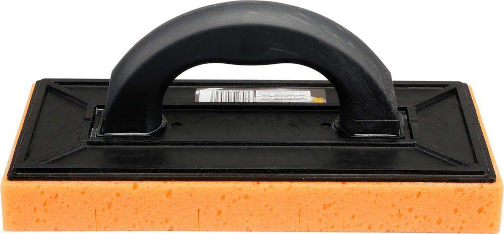 paca plastikowa z gąbką nacinaną 270 x 130mm Vorel 06532 - ZYSKAJ RABAT 30 ZŁ