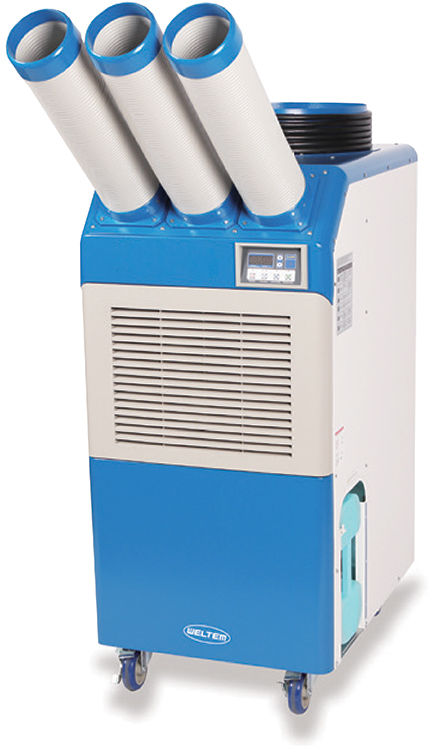 Klimatyzator przemysłowy SUPER COOL WPC-9000