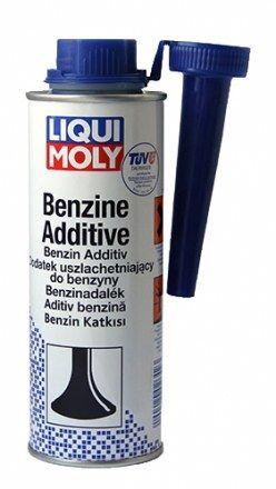 Liqui Moly Benzine Additive 300ml - oszlachetniacz do benzyny