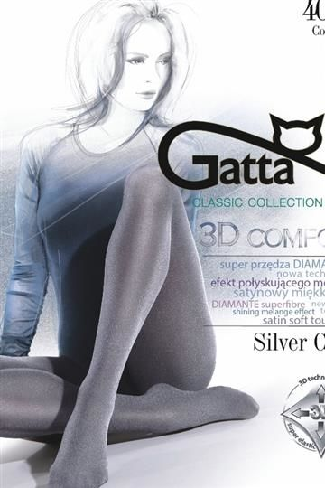 Rajstopy Silver Chic