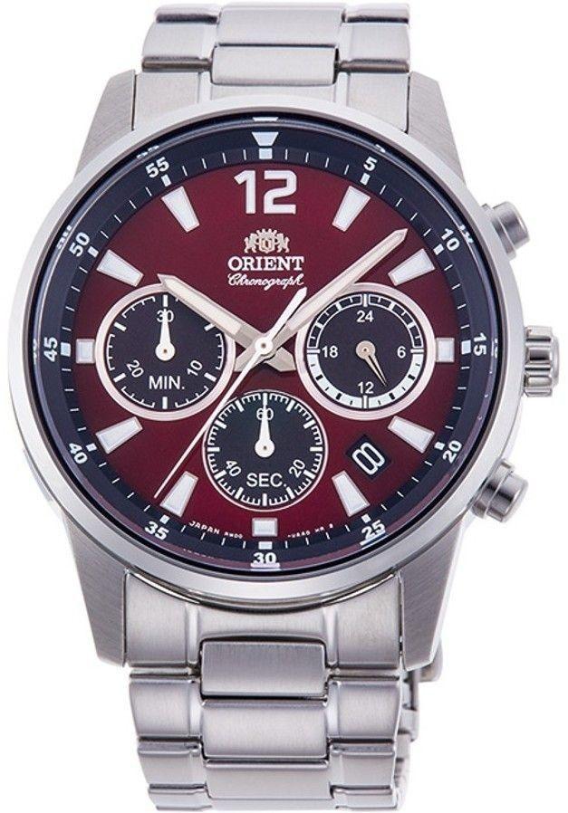 Zegarek Orient RA-KV0004R10B - CENA DO NEGOCJACJI - DOSTAWA DHL GRATIS, KUPUJ BEZ RYZYKA - 100 dni na zwrot, możliwość wygrawerowania dowolnego tekstu.
