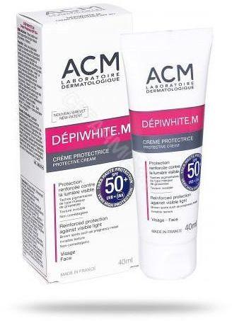 ACM DepiWhite M krem ochronny SPF50+ na przebarwienia 40 ml