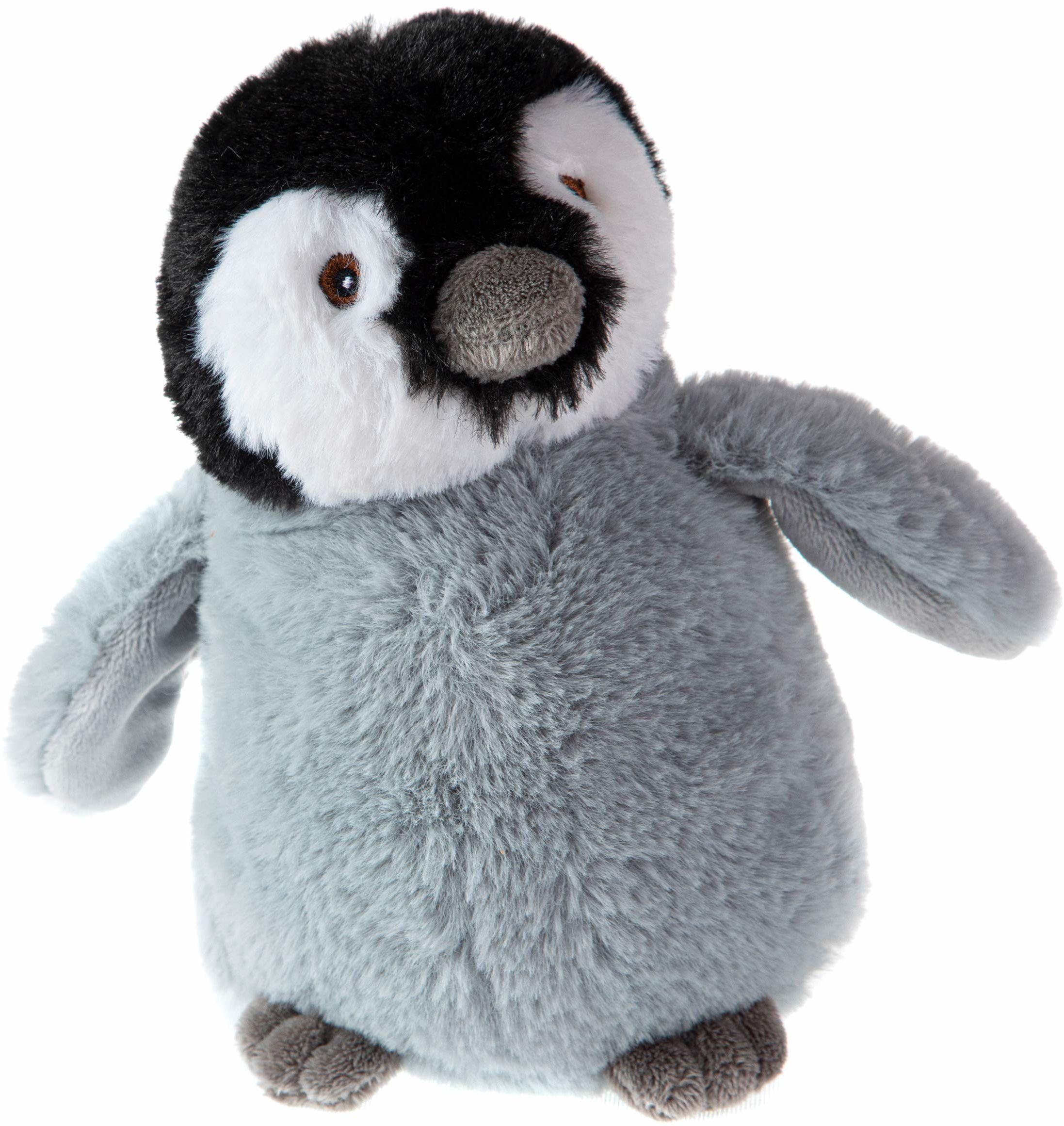 Wild Republic 24806 Ecokins pingwin pisklęta wypchane zwierzę 20 cm plusz
