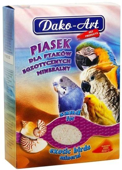 DAKO-ART - Bio-Mineral piasek dla ptaków 1kg
