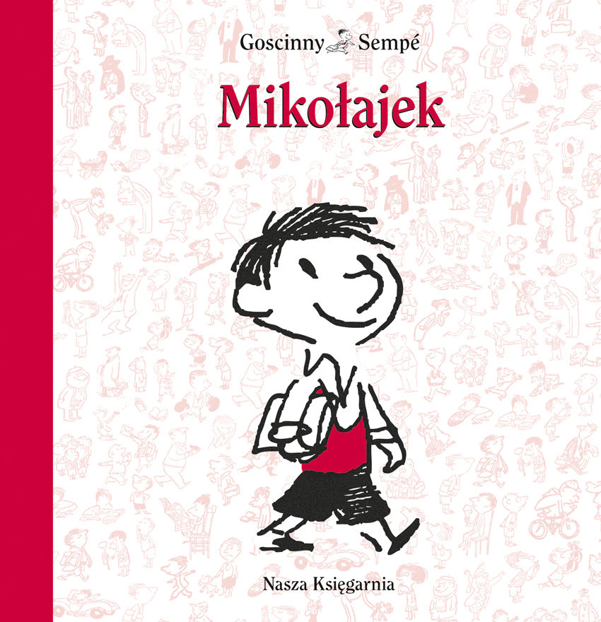 Mikołajek - Jean-Jacques Sempe - ebook