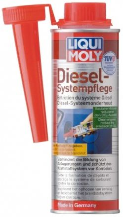 Liqui Moly Diesel Systempflege 250ml - dodatek do Common Rail