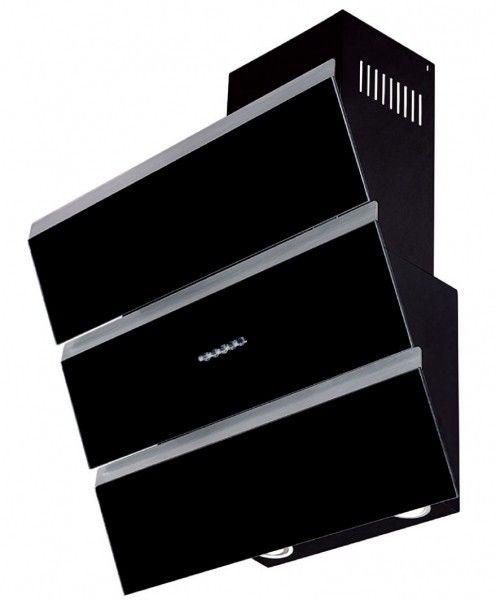 Okap Toflesz Cascada Plus czarny 80 500m3/h I tel. (22) 266 82 20 I Raty 0 % I Bezpieczne zakupy I Płatności online !