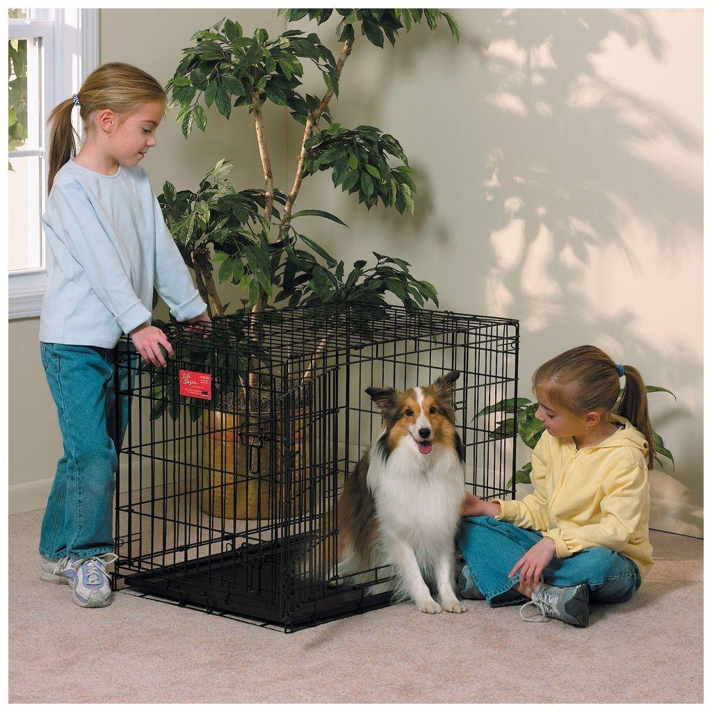MidWest Life Stages Klatka dla psa 76 x 53 x 61cm Do każdego zamówienia dodaj prezent. Bez dodatkowych wymagań - tak łatwo jeszcze nie było!