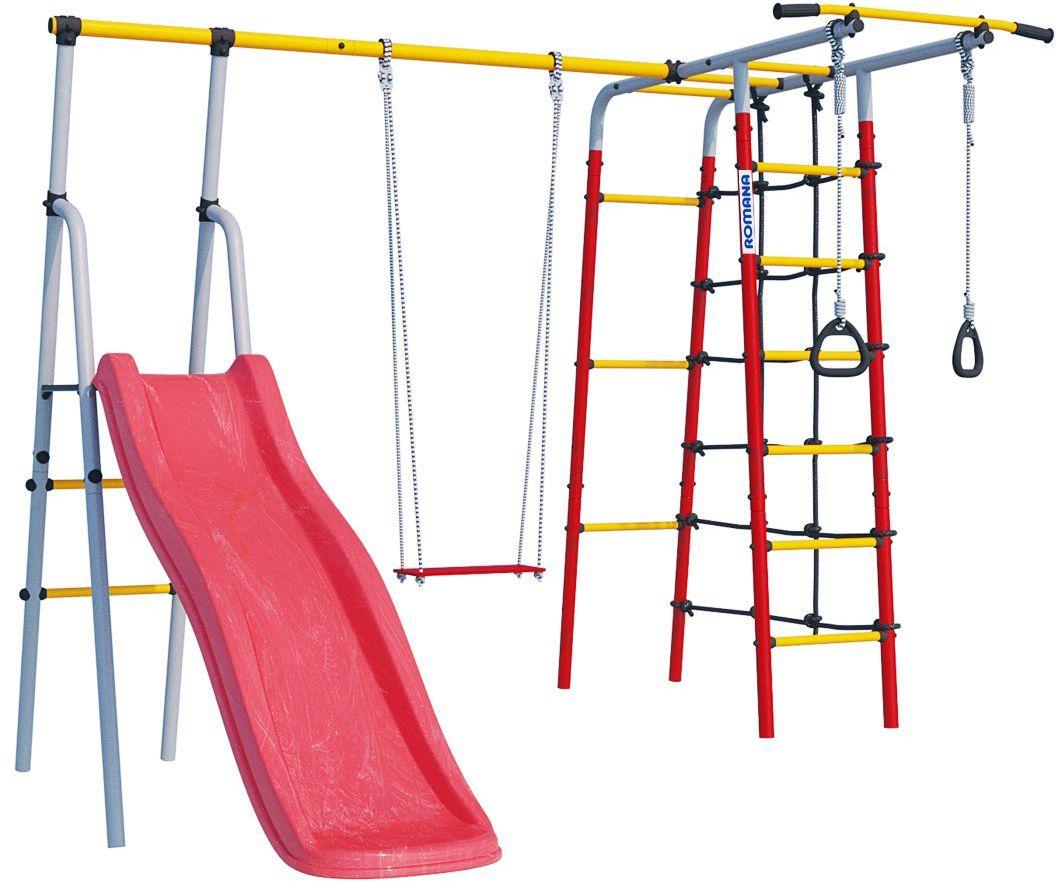 MAŁPISZON Plac zabaw dla dziecka do ogrodu Małpka