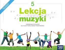 Muzyka lekcja muzyki podręcznik dla klasy 5 szkoły podstawowej 63622 852/2/2018 ZAKŁADKA DO KSIĄŻEK GRATIS DO KAŻDEGO ZAMÓWIENIA