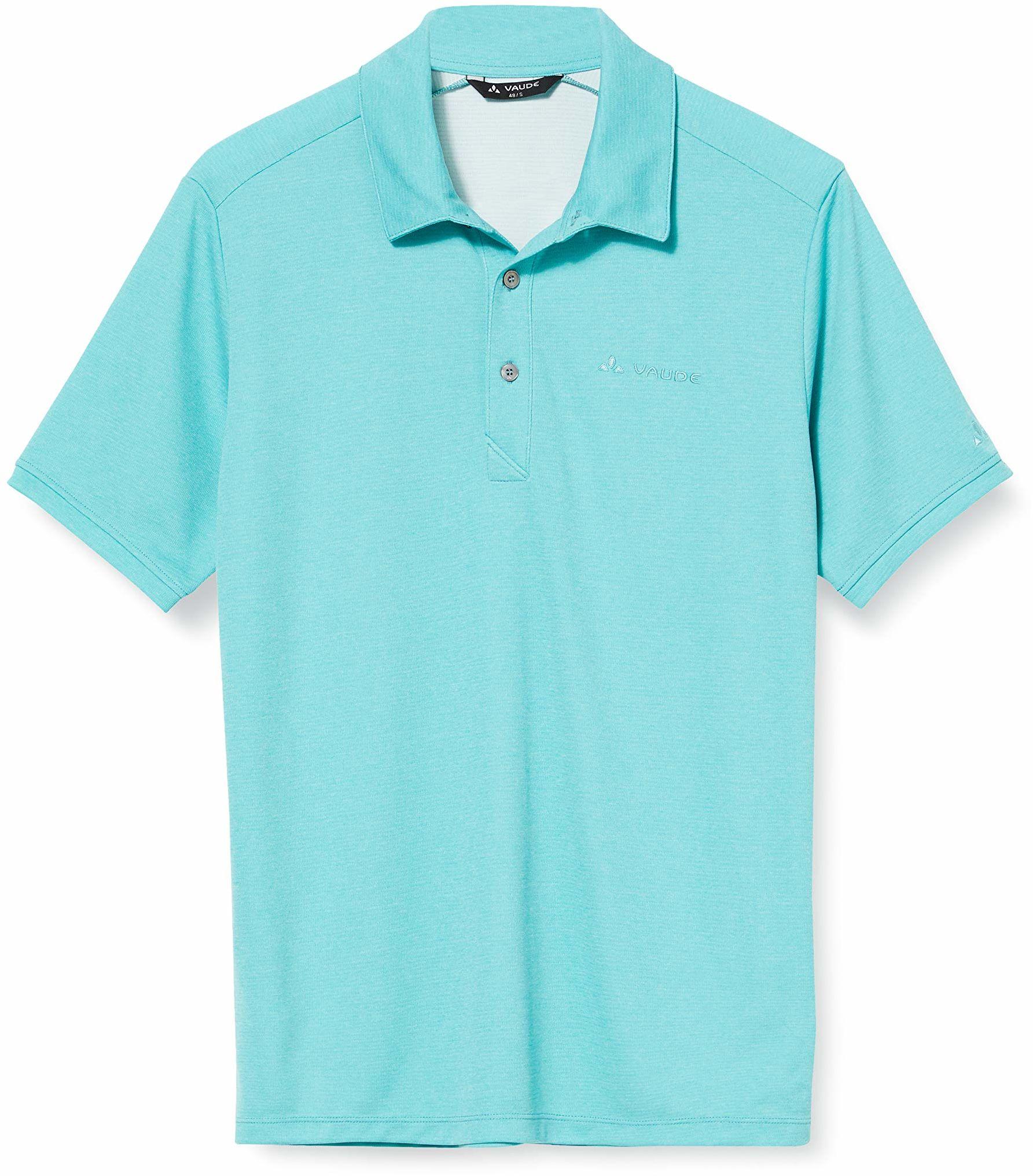 VAUDE męska koszulka polo Roslin Lake XL