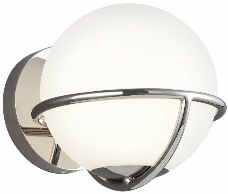 Kinkiet APOLLO FE-APOLLO1-PN - Elstead Lighting  Sprawdź kupony i rabaty w koszyku  Zamów tel  533-810-034