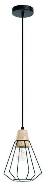Lampa wisząca Elga 684A-G05X1A-02 Exo
