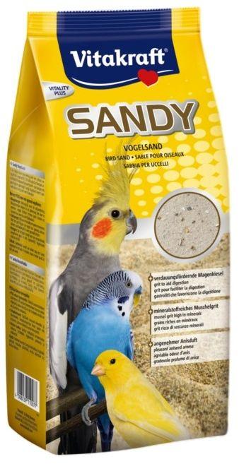 VITAKRAFT - Sandy piasek dla ptaków 2,5kg