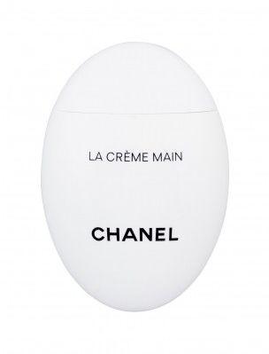 Chanel La Crme Main krem nawilżający do rąk i paznokci o działaniu rozjaśniającym 50 ml