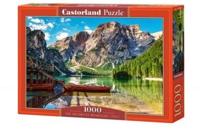 Puzzle Castorland 1000 - Dolomity, Włochy, The Dolomites Mountains, Italy