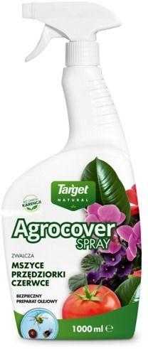 Agrocover spray  zwalcza szkodniki roślin domowych  1 l target