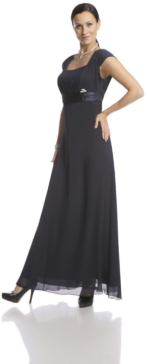 Sukienka FSU158 GRANATOWY
