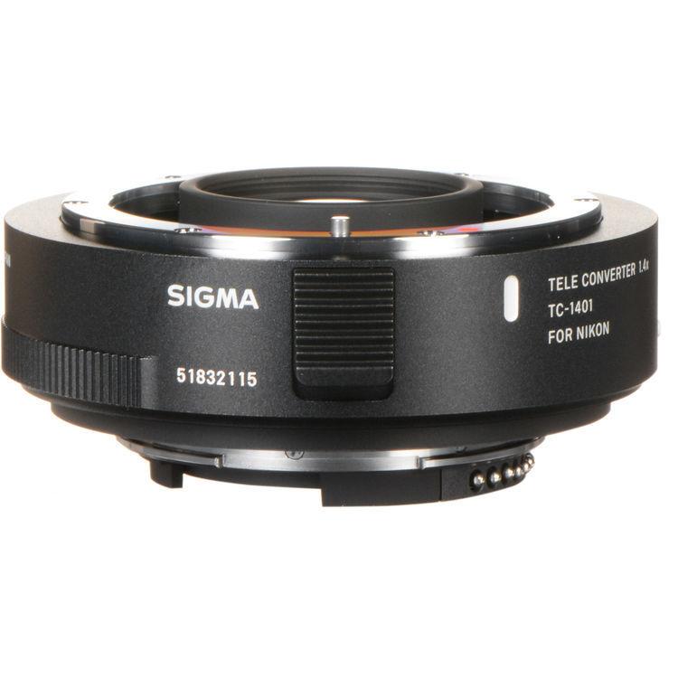 Sigma TC-1401 1.4x - Telekonwerter do Nikon Sigma TC-1401 1.4x - Telekonwerter do Nikon