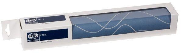 Elektretowy filtr powietrza SEBO Felix Ice Blue