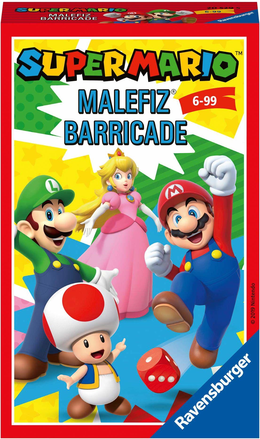 Super Mario Dice Challenge