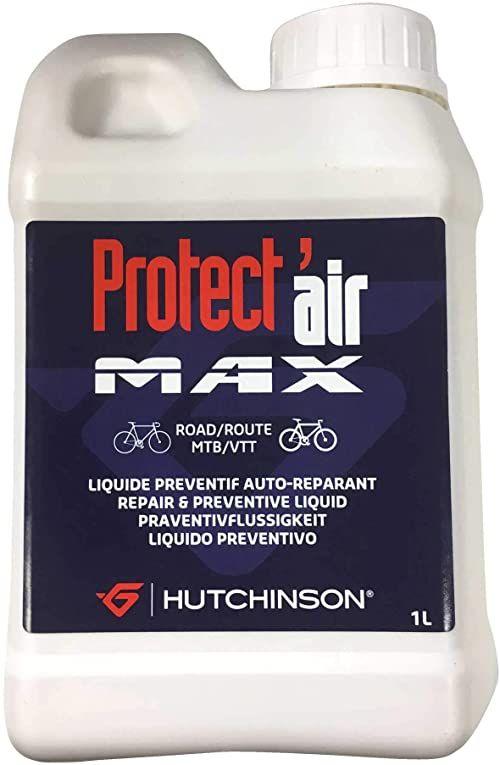 Hutchinson SNC Zestaw naprawczy Protect AIR MAX środek uszczelniający do opon bezdętkowych 120 ml, AD60129