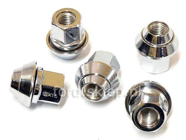 nakrętka koła aluminiowego