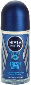 Nivea Men Fresh Active antyperspirant w kulce dla mężczyzn 48h 50 ml