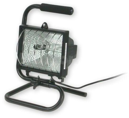 Przenośna lampa halogenowa 500W/230V