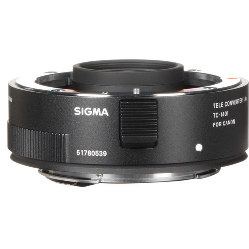Sigma TC-1401 1.4x - Telekonwerter do Canon Sigma TC-1401 1.4x - Telekonwerter do Canon