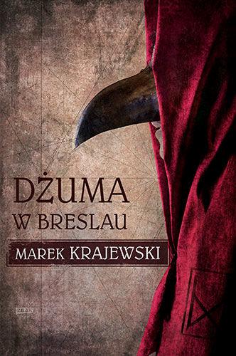Dżuma w Breslau wyd. kieszonkowe ZAKŁADKA DO KSIĄŻEK GRATIS DO KAŻDEGO ZAMÓWIENIA