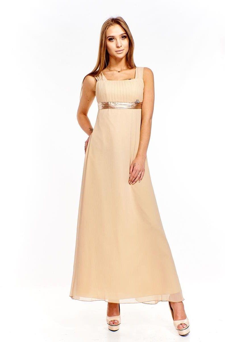 Sukienka FSU158 SZAMPAN
