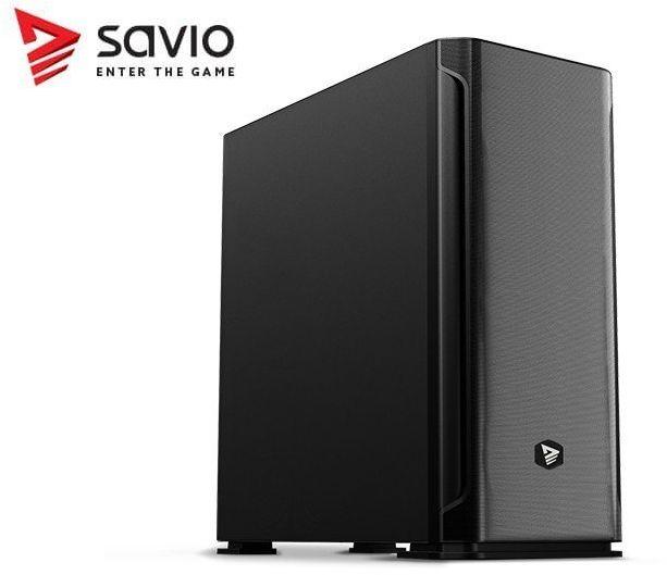 Elmak Obudowa PC SAVIO Shadow X1 Mesh