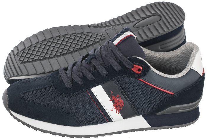 Sneakersy U.S. Polo Assn. Austen2 Navy FERRY4122S0/TS1 (US71-b)