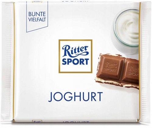 Czekolada Ritter Sport Joghurt 100g